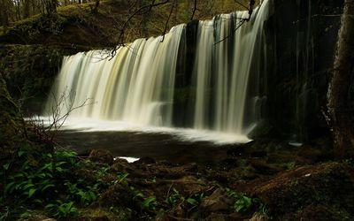Waterfall [6] wallpaper