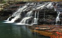 Waterfall [5] wallpaper 1920x1200 jpg