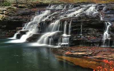 Waterfall [5] wallpaper