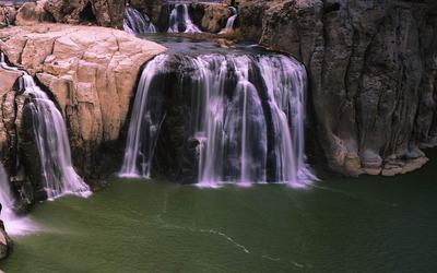 Waterfalls [3] wallpaper