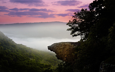 Whitaker Point, Arkansas wallpaper
