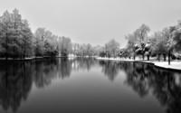 Winter landscape [7] wallpaper 1920x1080 jpg