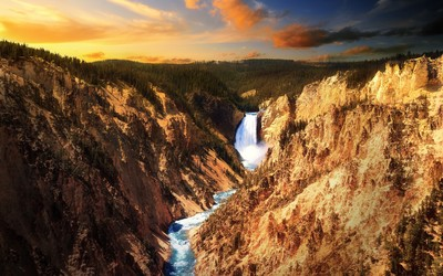 Yellowstone National Park [5] wallpaper
