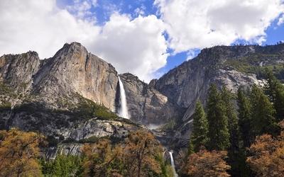 Yosemite Falls [6] wallpaper
