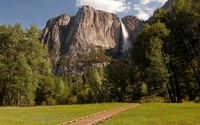 Yosemite Falls [7] wallpaper 2880x1800 jpg