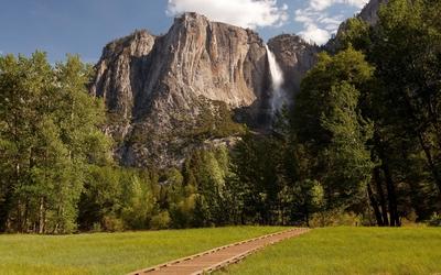 Yosemite Falls [7] wallpaper