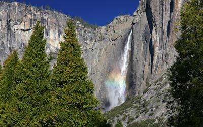 Yosemite Falls [3] wallpaper