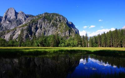 Yosemite National Park [7] wallpaper