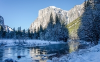 Yosemite National Park [10] wallpaper 1920x1200 jpg