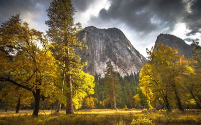 Yosemite National Park [11] wallpaper