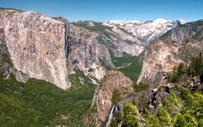 Yosemite National Park [14] wallpaper