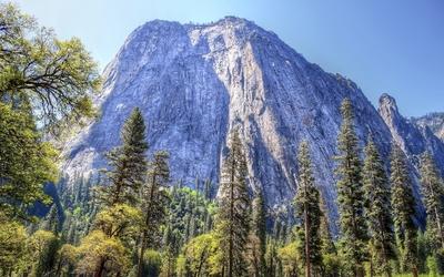 Yosemite National Park [20] wallpaper