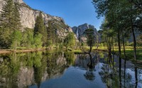 Yosemite National Park [19] wallpaper 1920x1200 jpg