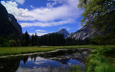 Yosemite National Park [21] wallpaper