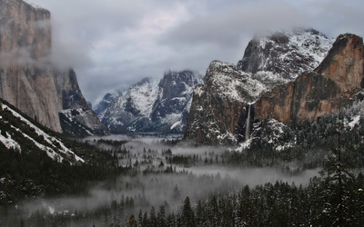 Yosemite National Park [4] wallpaper