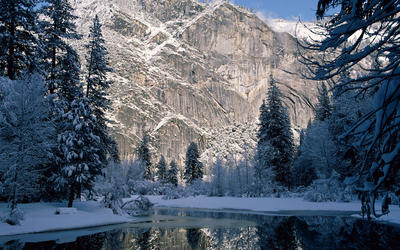 Yosemite National Park [2] wallpaper