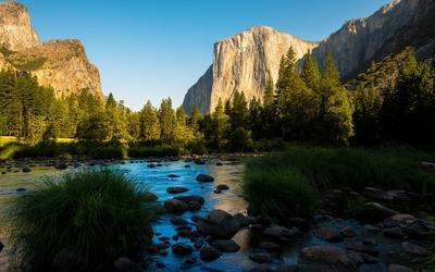 Yosemite Valley [3] Wallpaper