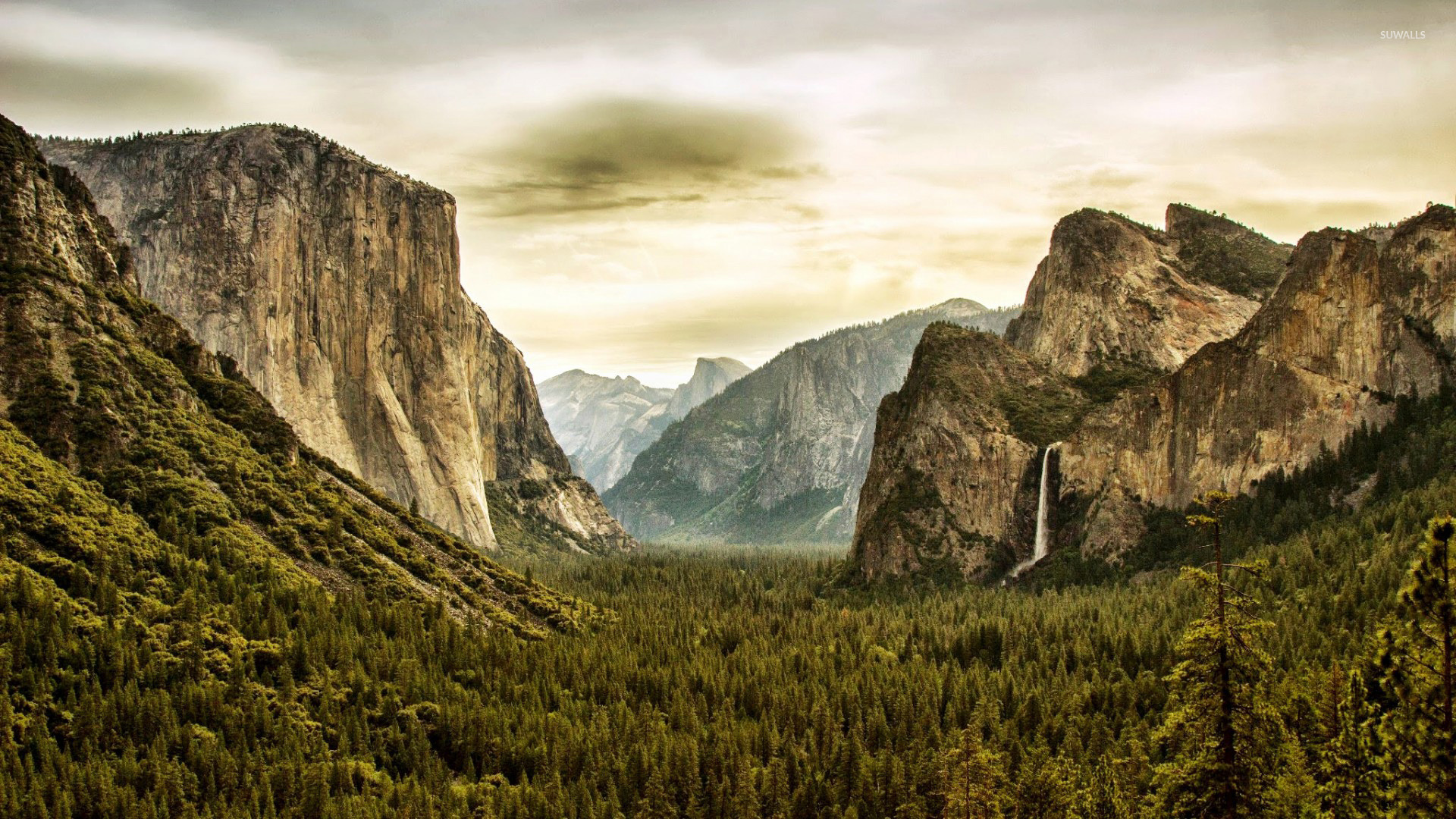 Yosemite Valley [4] wallpaper