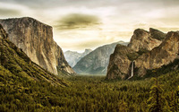 Yosemite Valley [4] wallpaper 1920x1080 jpg