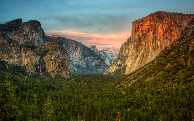 Yosemite Valley [5] wallpaper