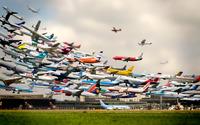 Airplanes [2] wallpaper 2880x1800 jpg