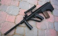 Airsoft gun wallpaper 1920x1200 jpg