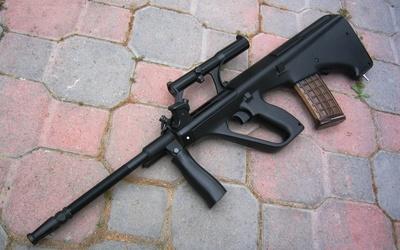 Airsoft gun wallpaper