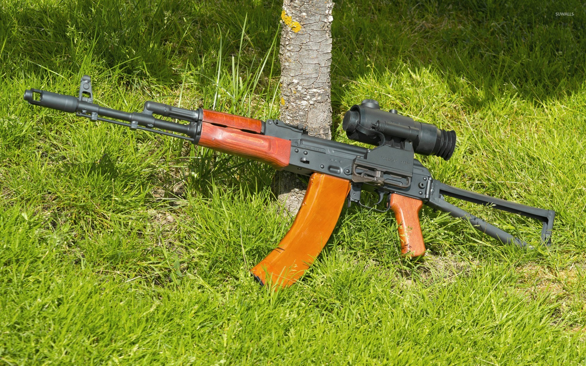 AK-74 wallpaper - Photography wallpapers - #45954