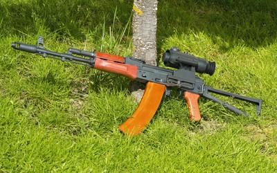 AK-74 wallpaper