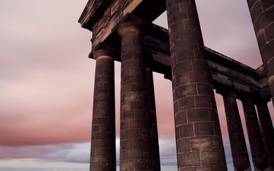 Ancient columns [2] Wallpaper