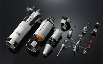 Apollo 13 model wallpaper