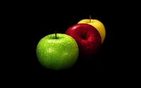 Apples [2] wallpaper 1920x1200 jpg