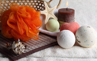 Aromatherapy set wallpaper 2560x1600 jpg