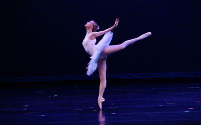 Ballerina [4] wallpaper