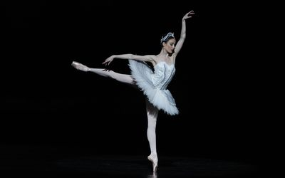 Ballerina [2] wallpaper