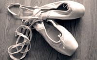 Ballet shoes wallpaper 2880x1800 jpg