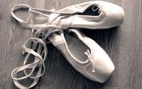 Ballet shoes wallpaper 2880x1800 jpg