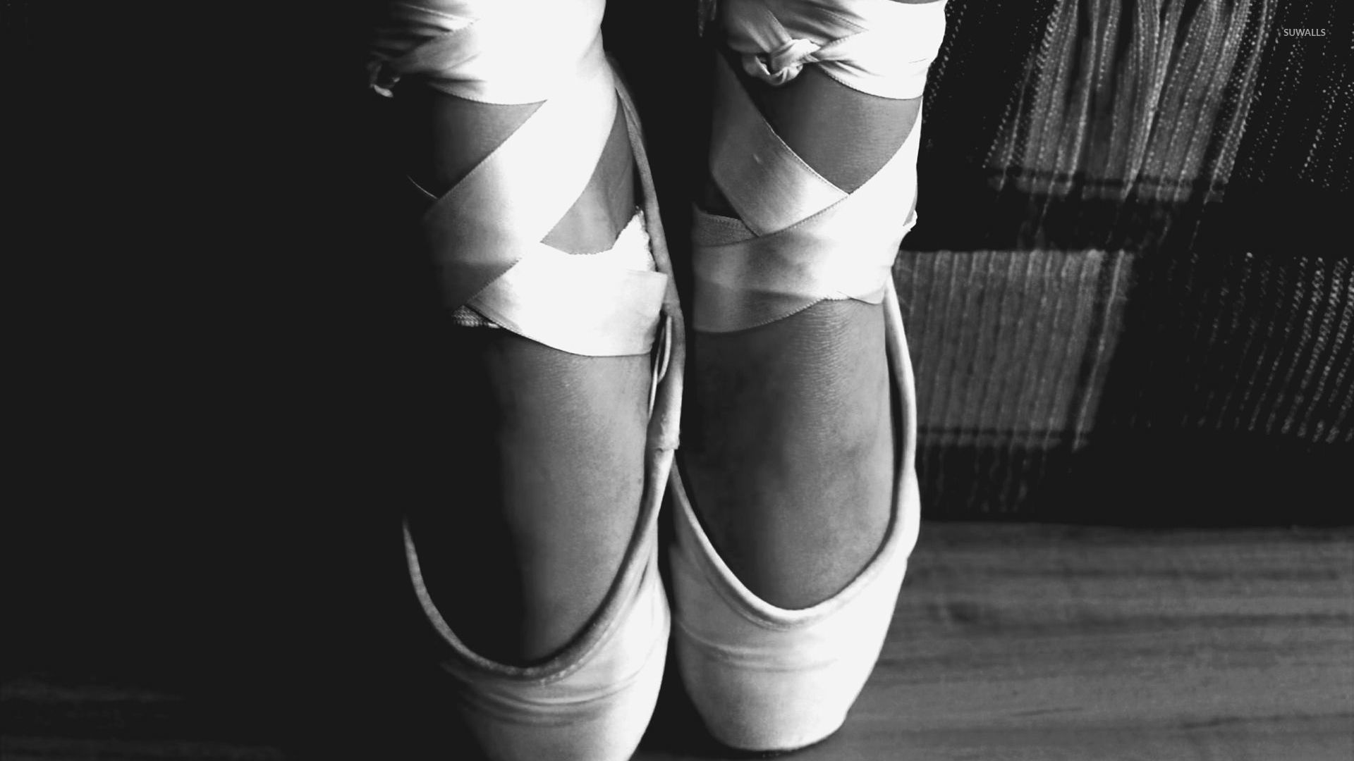 Ballet shoes [2] wallpaper - Photography wallpapers - #27969