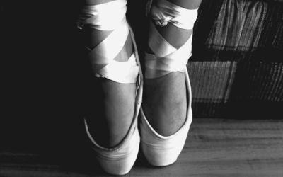 Ballet shoes [2] wallpaper