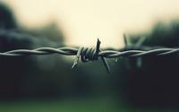 Barbed wire [2] wallpaper 1920x1200 jpg