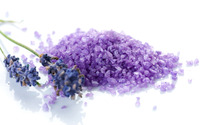 Bath salt and lavander wallpaper 2560x1600 jpg