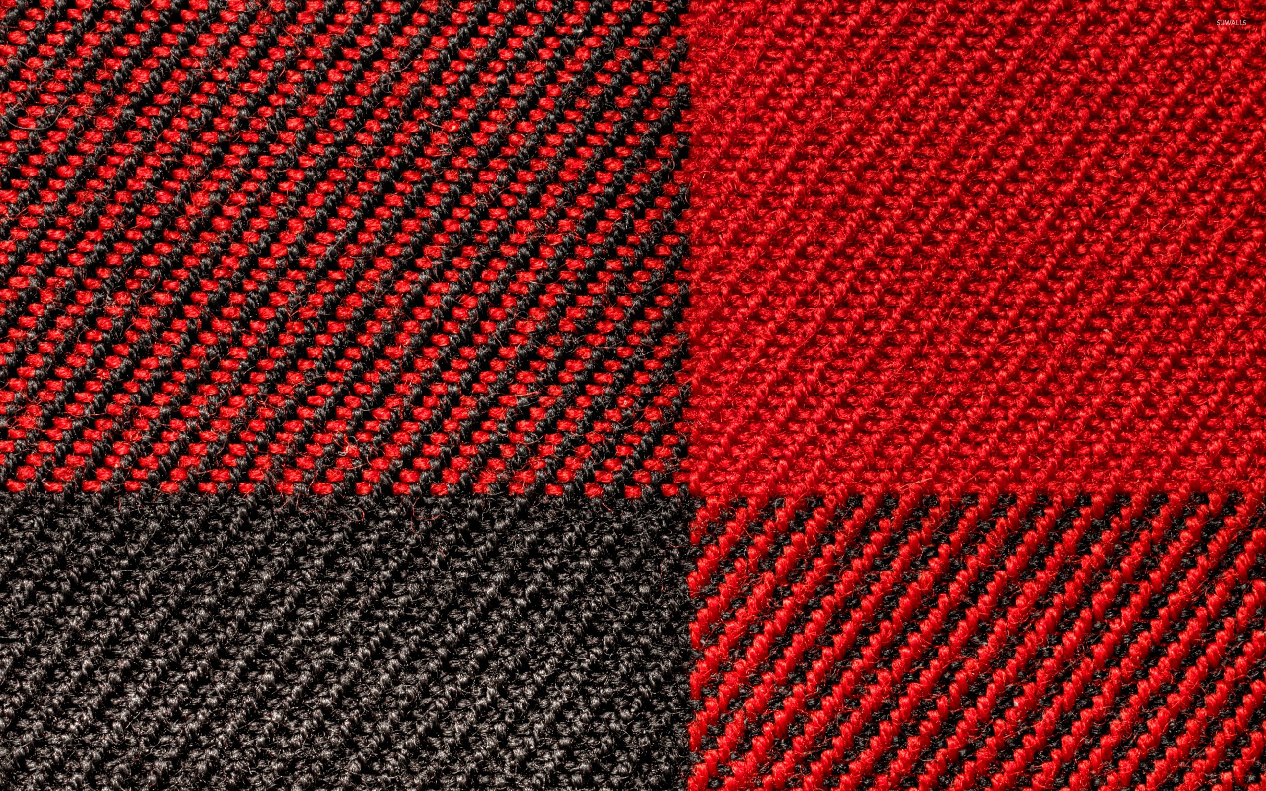 Knitting Wallpaper For Walls : Black and red knit wallpaper photography wallpapers