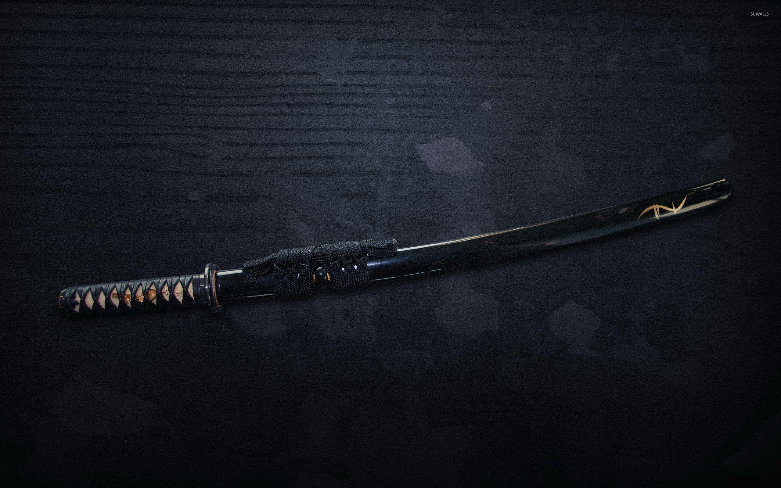Black sword wallpaper - Photography wallpapers - #54186