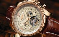 Breitling watch wallpaper 2560x1600 jpg