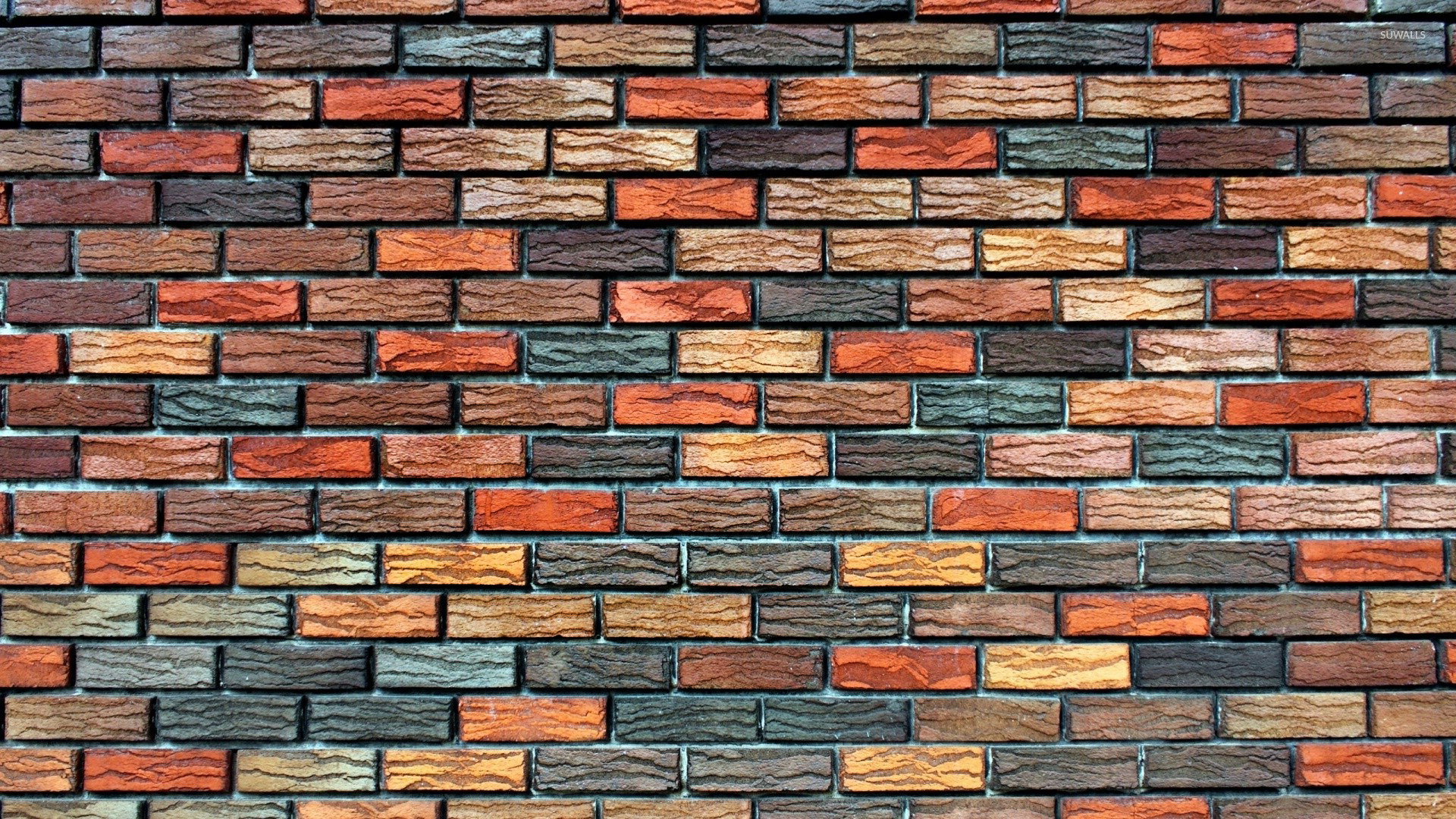 Brick wall wallpaper photography wallpapers 22360 for Wall to wall wallpaper