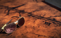 Broken sunglasses wallpaper 1920x1080 jpg