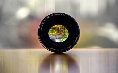 Camera lens [2] wallpaper