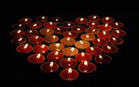 Candles [3] wallpaper 2880x1800 jpg