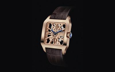 Cartier watch [2] wallpaper