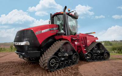 Case IH 600 wallpaper